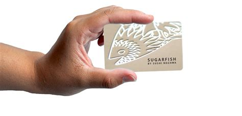 Sugarfish Gift Card - e gift cards sugarfish 174