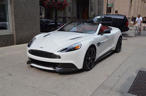 aston martin vanquish convertible for sale 2014 aston martin vanquish convertible stock r164a for