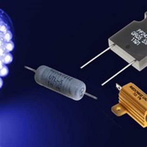 correct resistor for led the right choice of current limiting resistors for constant voltage led drivers led