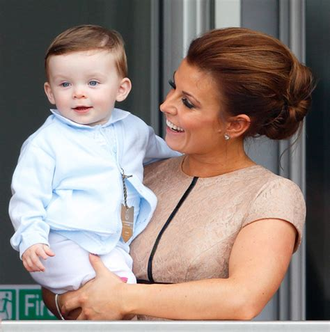 Coleen Mcloughlins 15 Million Wedding Deal 2 by Coleen Rooney On Football Mad Sons And Klay