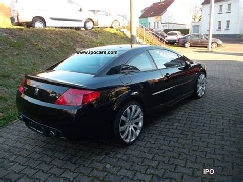 peugeot 407 coupe 2008 2008 peugeot 407 coupe v6 210 platinum auto car photo