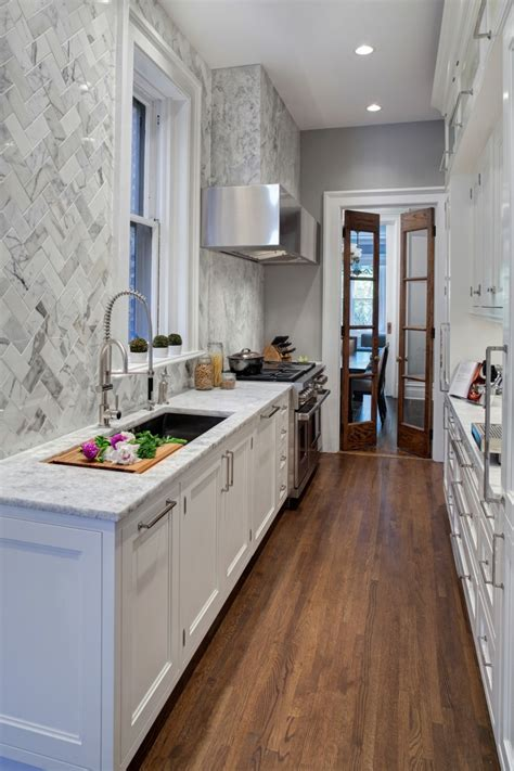 decorar cocina estrecha decoracion de cocinas 36 dise 241 os que les pueden interesar