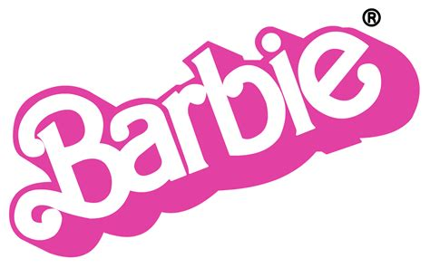printable barbie font barbie logo