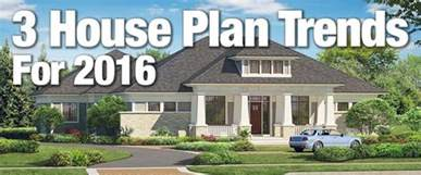house plans design 3 house plan trends for 2016 sater design collection