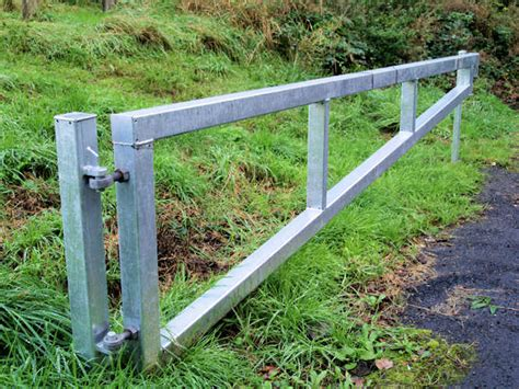 swing barriers industrial fencing information guide bolton bury