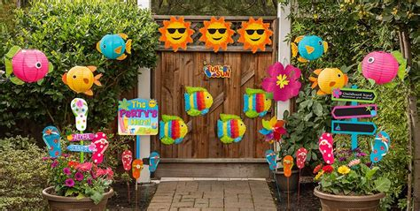 party themes for the summer fun in the sun summer party theme summer themed party