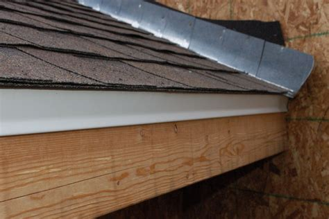 Shed Roof Drip Edge by Ante Shingle Shed Roof Drip Edge