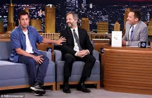 Beil Shows Aets In New Adam Sandler by Judd Apatow Skewers Bill Cosby During Stand Up Routine On