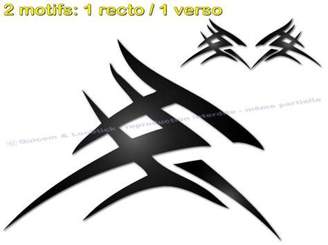 Sticker Tribal Pour Moto by Stickers Tribal Pour Moto Stickers Tribal Moto Pour