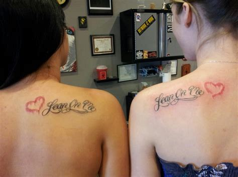 matching sister tattoo quotes quotesgram