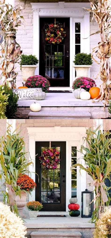 How To Decorate Front Entry