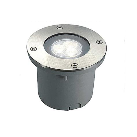 Ground Lighting Fixtures Wetsy Led Recessed Ground Fixture By Slv Lighting 5227431u