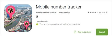 Best Mobile Phone Number Tracker App Fastest Mobile Number Tracker Apps For Android