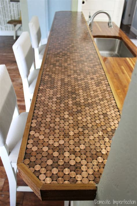 Penny Countertop   Domestic Imperfection