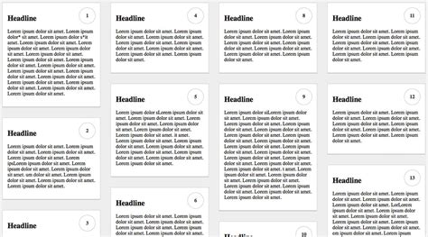 pinterest layout css responsive 187 pinterest style 171 layout mit css3