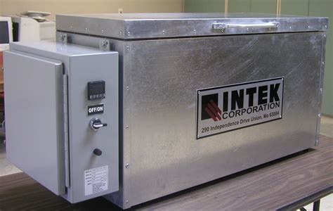 Oven Aluminium electric lab ovens intek corp industrial heating technology