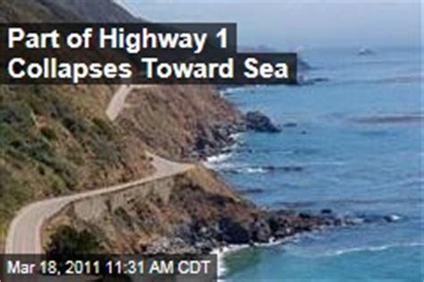Landslide On Pch - pacific coast highway news stories about pacific coast highway page 1 newser