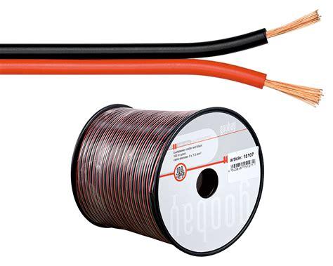 Kabel Audio Rca 2 2 40m 0 27 m boxenkabel lautsprecherkabel high end in rot