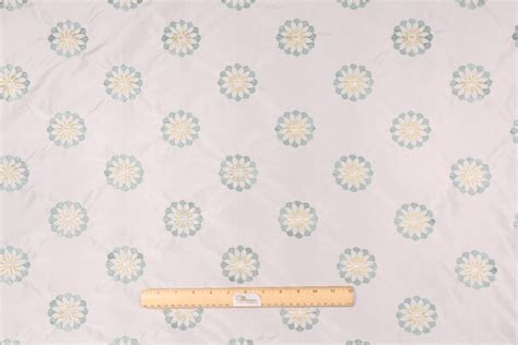 embroidered sheer drapery fabric 10 1 yards designer embroidered semi sheer drapery fabric