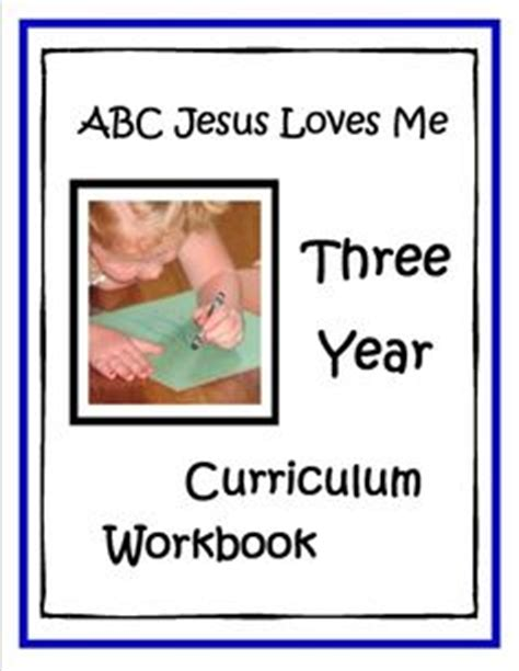 Abcjesuslovesme Worksheets by Abc Jesus Me 5 Year Preschool Curriculum Free For Families Complete Lesson Plans For