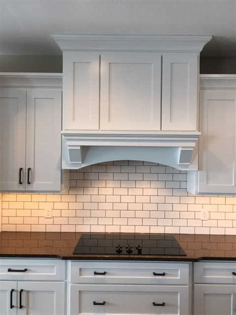 Oven And Cooktop How To Build A Custom Wood Range Hood Cover Part 1