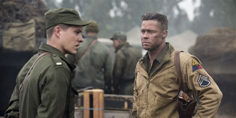 Hell S Kitchen Brad Pitt Review Fury War Is Hell Huffpost