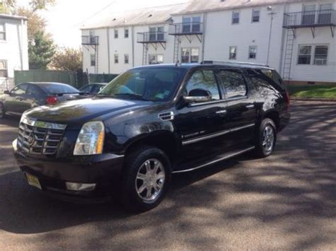 2008 cadillac escalade hybrid for sale find used 2008 cadillac escalade in hasbrouck heights new