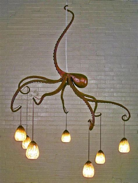 Octopus Chandelier For Sale Octopus Chandelier Creative Ads And More