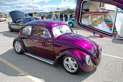 volkswagen purple classic vw beetle paint jobs vw bug dan uyemura