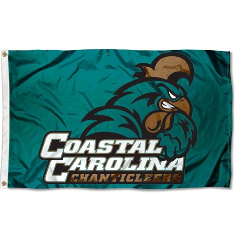 Coastal Carolina Mba by Coastal Carolina Chanticleers Flag Ccu Large