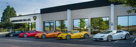 Lamborghini Dealerships In Lamborghini Dallas New Lamborghini Dealership In