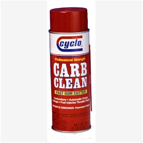 Carb Cleaner carb clean 190z 12pk c 5