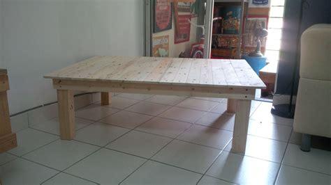 Meja Kayu Pejabat 10 idea meja jepun kayu pallet yang menarik projek perabot kayu pallet