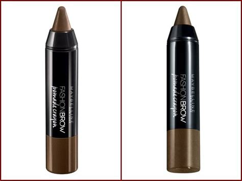 Maybelline Fashion Brow Pomade Crayon maybelline new york launches fashion brow pomade crayon