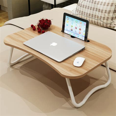Laptop Bed Table With Simple Dormitory Lazy Desk On Bed Laptop Desk On Bed