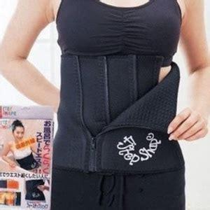 4 Step Slimming Belt Korset Pelangsing Badan korset 4 step slimming belt sabuk pelangsing 279