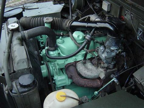 New Water Pump Nick S Land Rover Series Iii Rebuild