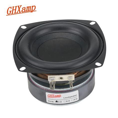 ghxamp pc    subwoofer speaker woofer high power