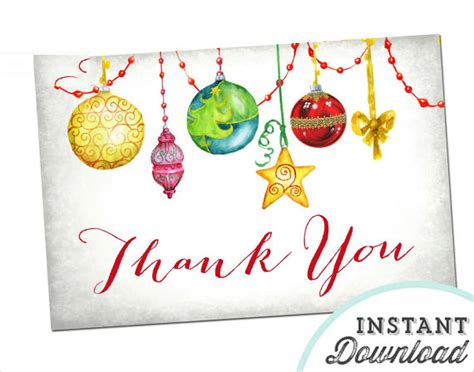 printable christmas present thank you cards christmas thank you cards 19 download documents in psd