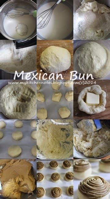 Obat Nyamuk Pasir my kitchen notes kbb 43 mexican bun