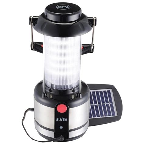 solar light price buy bpl sl1300 solar emergency light at best price in india