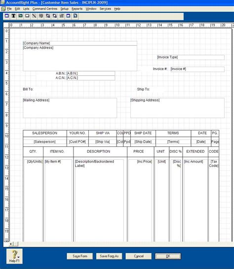 28 myob invoice templates personalise your invoices myob