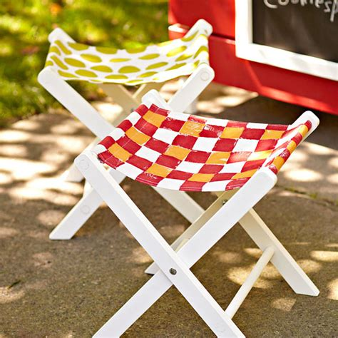 diy folding chair folding stools are trendy once more 7 interesting designs
