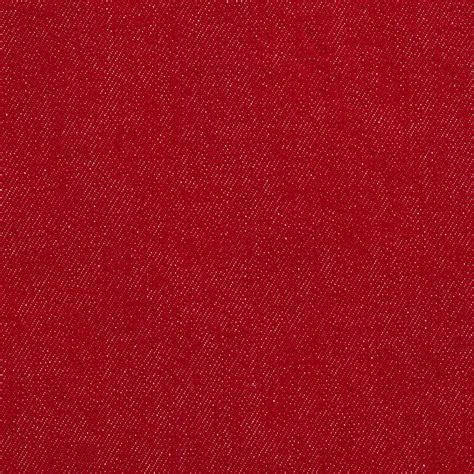 machine washable upholstery fabric red burgundy plain denim machine washable upholstery fabric