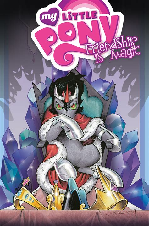 My Pony Friendship Is my pony friendship is magic vol 9 idw publishing