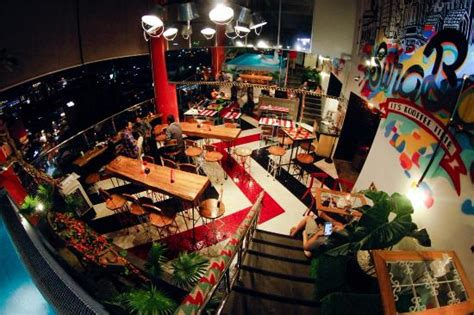 Kooffee Roof Bar Surabaya 10 restaurants near harris hotel conventions gubeng surabaya