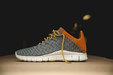 Wooven Worker Grey nike free work boots