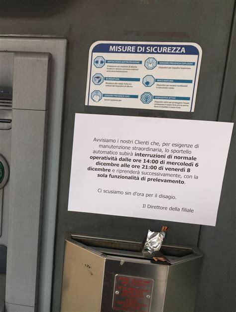 bancomat veneto banche venete via al trasloco in intesa sanpaolo