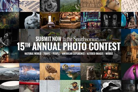 Hosting Photo Contest by Submit To The 15th Annual Smithsonian Photo Contest