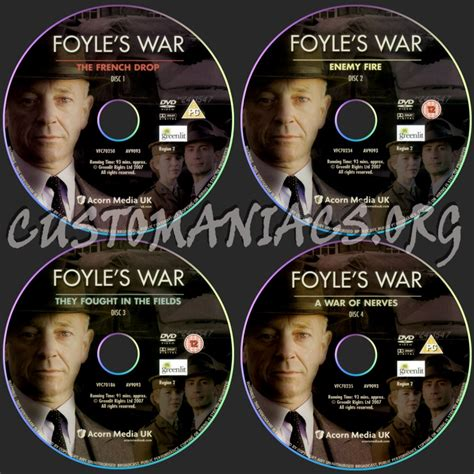 foyle s war season 10 forum tv show scanned labels page 90 dvd covers labels by customaniacs